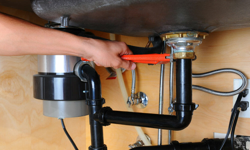 Lewisville Garbage Disposal Repair and Installation