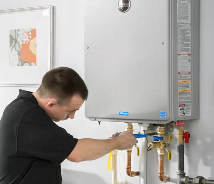 Lewisville Plumbing Service: Water Heater Installation & Replacement